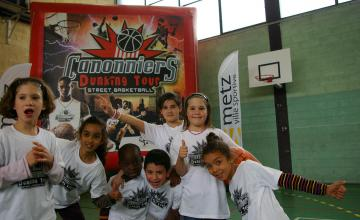 Cannoniers Dunking Tours